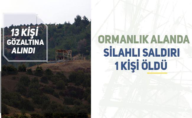 Kahramanmaraş'ta 2 kardeşe silahlı saldırı