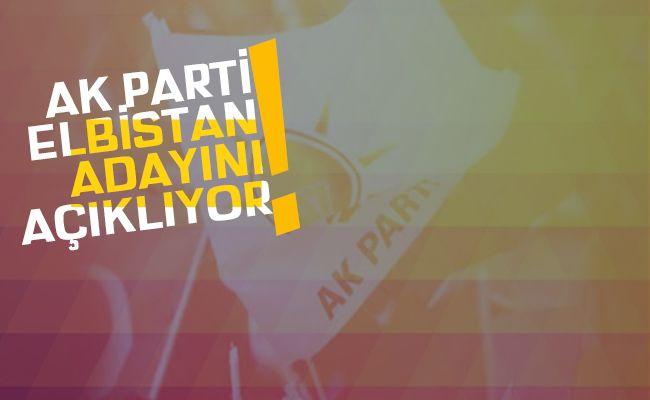 AK Parti İlçe belediye başkan adaylarını açıklıyor!