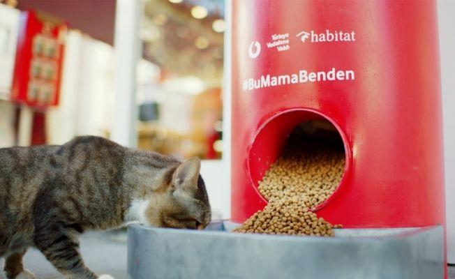Kodla çalışan mama makineleri Türkiye geneline yayılıyor