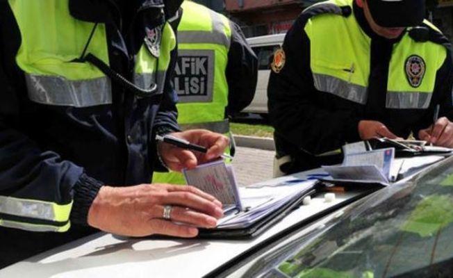 """Eskişehir'de """"drift"""" yapan alkollü sürücüye rekor ceza!"""