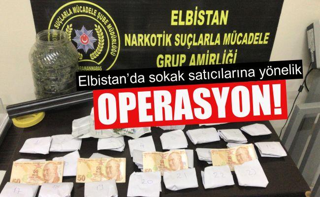 Elbistan polisi uyuşturucu tacircilerini affetmedi!