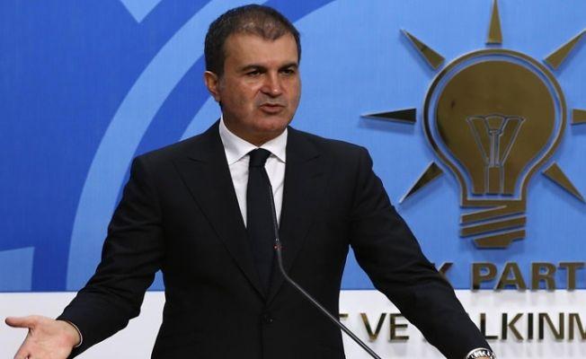 """AK Parti Sözcüsü Ömer Çelik: """"Bu ittifak büyük bir güçle bu seçimlerden çıkacak"""""""