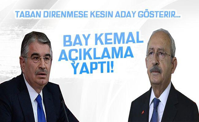 Kılıçdaroğlu'ndan İdris Naim Şahin açıklaması