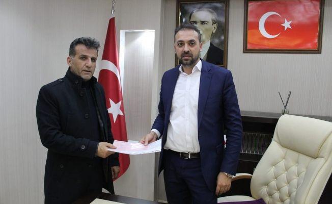 Ali Güçlü AK Parti'den Meclis Üyeliği aday adaylığını açıkladı