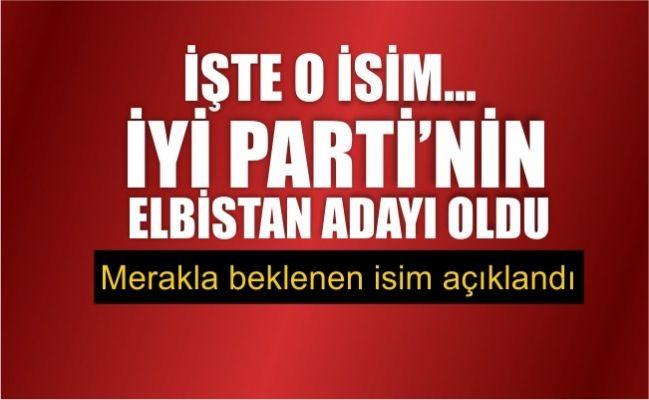 Milletvekili Öztunç, Elbistan'ın ittifak adayını açıkladı!