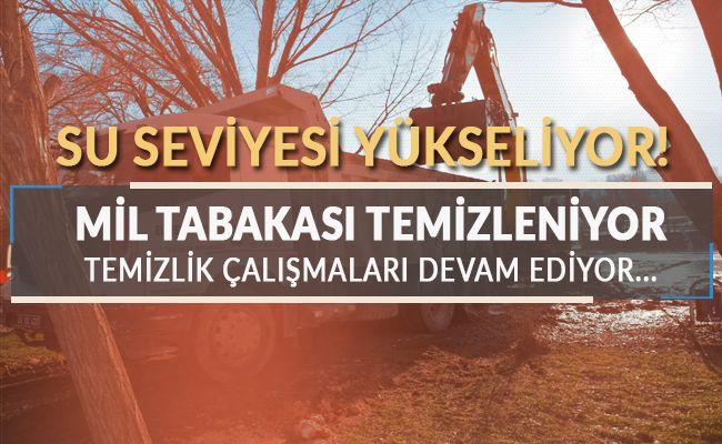 Pınarbaşı'nda kaynama debisi 2.04'de yükseldi
