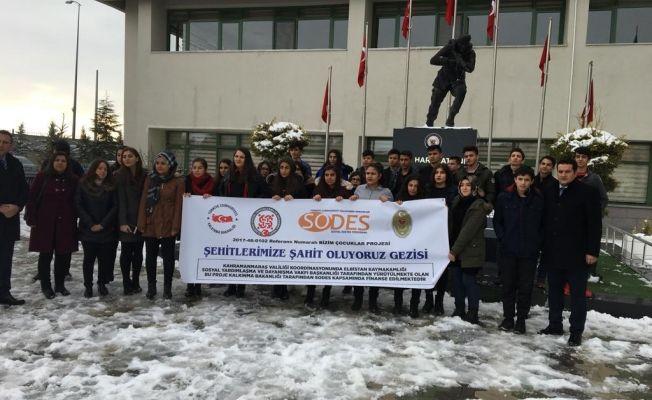 Elbistanlı öğrenciler için Ankara gezisi düzenlendi