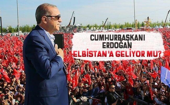 Cumhurbaşkanı Erdoğan 10 yıl aradan sonra gelecek mi?