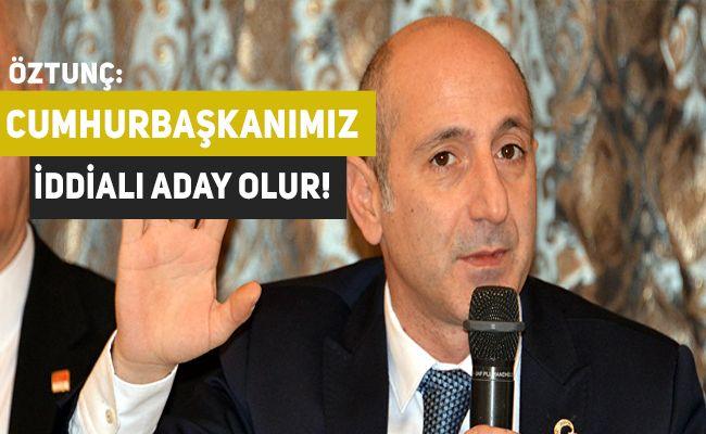 CHP'li Ali Öztunç'tan şaşırtan sözler!