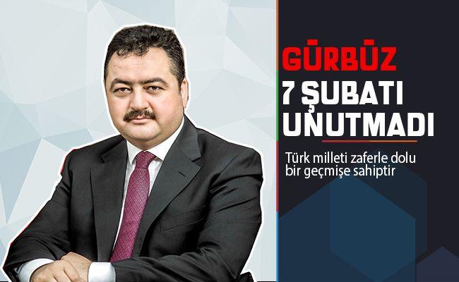 """Mehmet Gürbüz """"Gurur Duyacağımız Bir Ecdada Sahibiz"""""""