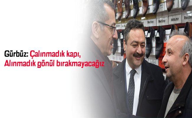 """Mehmet Gürbüz """"Elbistan'ı güzelleştireceğiz"""""""