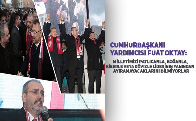 AK Parti Elbistan İlçe Seçim Bürosu'nun açılışını gerçekleştirdi