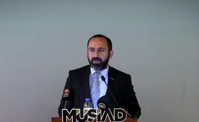 MÜSİAD Türkiye İstişare Toplantısı Kahramanmaraş'ta yapıldı
