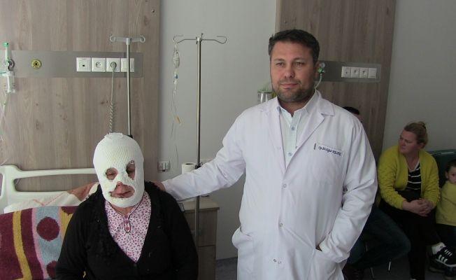 Elbistan Devlet Hastanesi yanık odasıyla sevkler azaldı