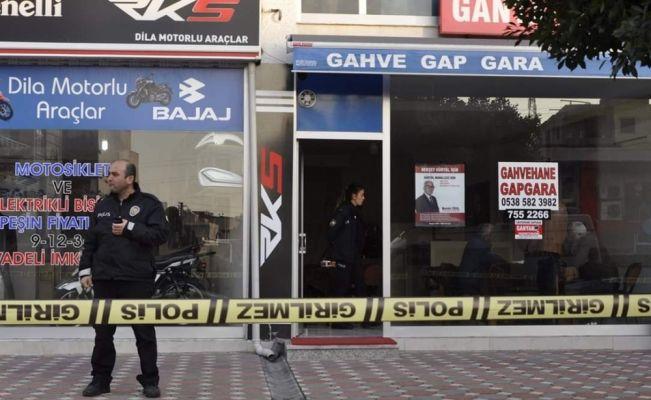 Hatay'da ganyan bayi işletmecisi bıçaklanarak öldürüldü
