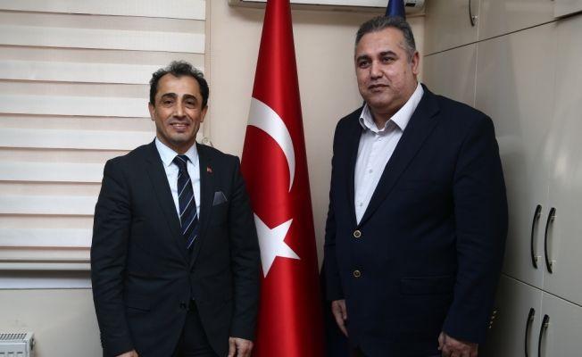 AK Parti Adana İl Başkanı Güler'den AA'ya ziyaret