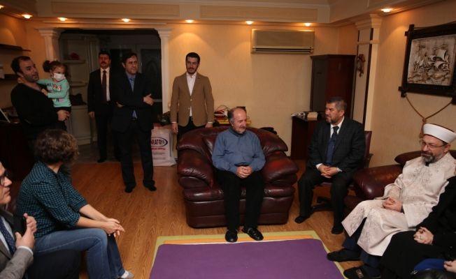 """Diyanet İşleri Başkanı Erbaş'tan """"Öykü Arin"""" çağrısı"""