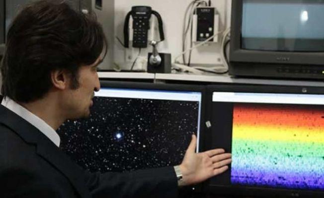 Türk astronom keşfetti... Tuhaf dev!