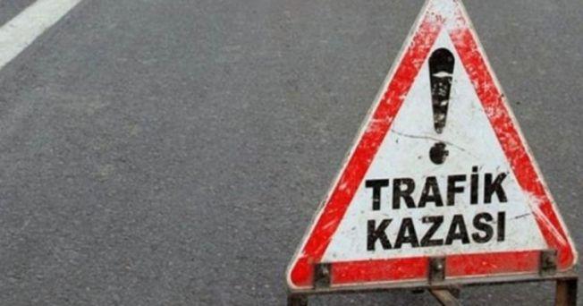 Kahramanmaraş'ta zincirleme trafik kazası: 2 yaralı