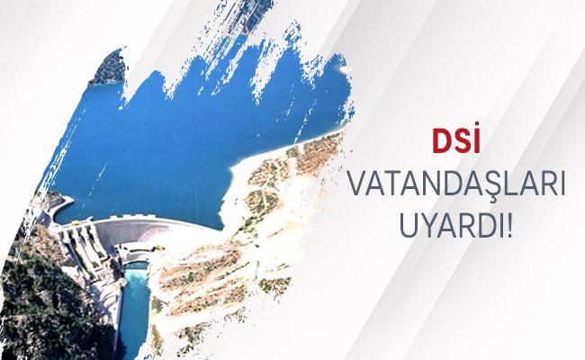 Kahramanmaraş'ta sır barajının su seviyesi yükseliyor