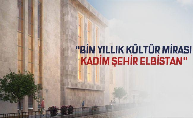 """Mehmet Gürbüz: """"Kültür yapılarımızı koruyacağız"""""""