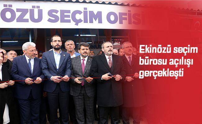 """Ünal: """"CHP'nin belediyecilik anlayışı zaten çöp, çukur, çamur"""""""