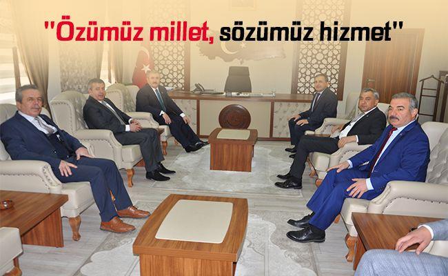 """Mustafa Destici: """"En büyük silahımız birliktir"""""""