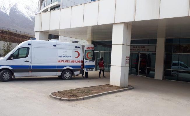 Afşin-Elbistan A Termik Santrali'nde iş kazası: 2 yaralı