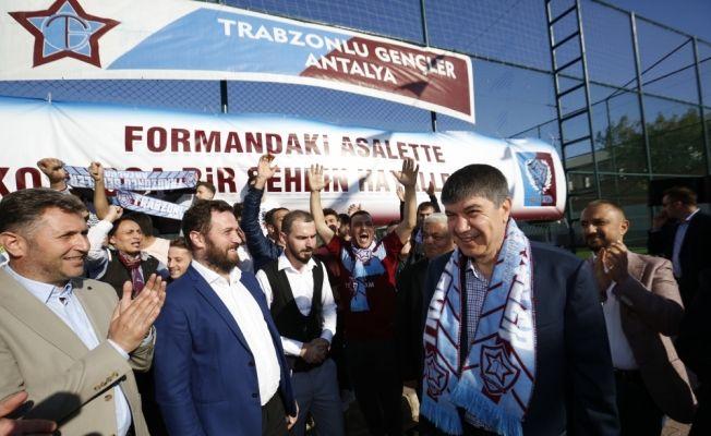 Antalya Büyükşehir Belediyesi'nden kısa kısa