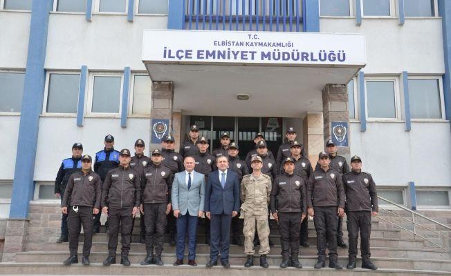 Elbistan İlçe Emniyet Müdürlüğü Bünyesine 20 Gece Bekçisi İstihdamı Yapılmıştır