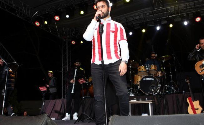 Kahramanmaraş'ta Yusuf Güney konseri