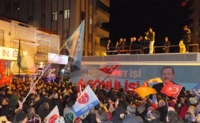 """""""CHP-HDP ittifakına asla izin vermeyin"""""""