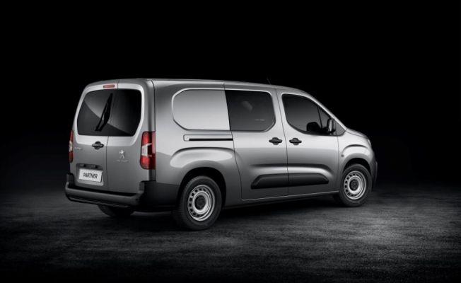 Yeni Peugeot Partner Van Türkiye'de satışta