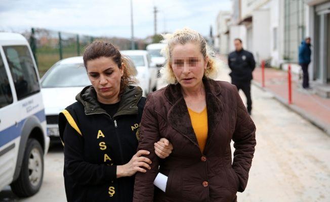 Adana'da örtülü kadına yönelik saldırı iddiası