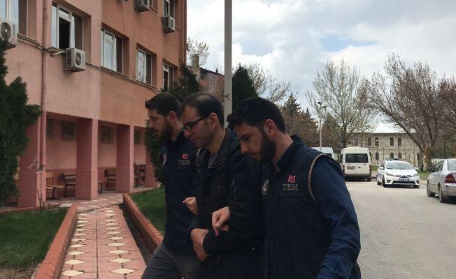 Elbistan'da FETÖ'nün mahrem imamı yakalandı