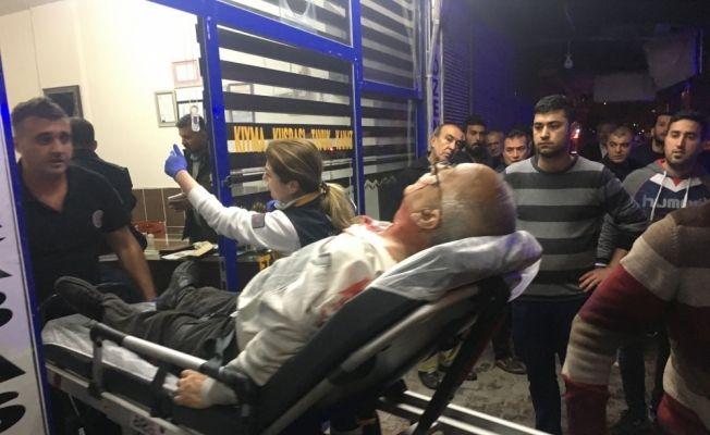 Adana'da restorana silahlı saldırı: 5 yaralı