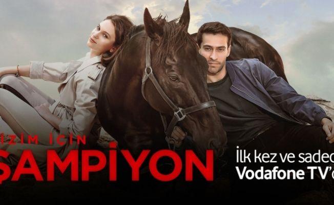 """""""Bizim İçin Şampiyon"""" filmi Vodafone TV'de"""