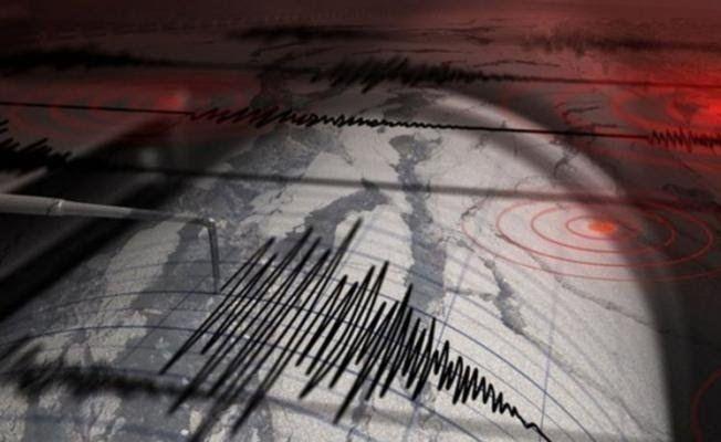 Elbistan'da deprem mi oldu?