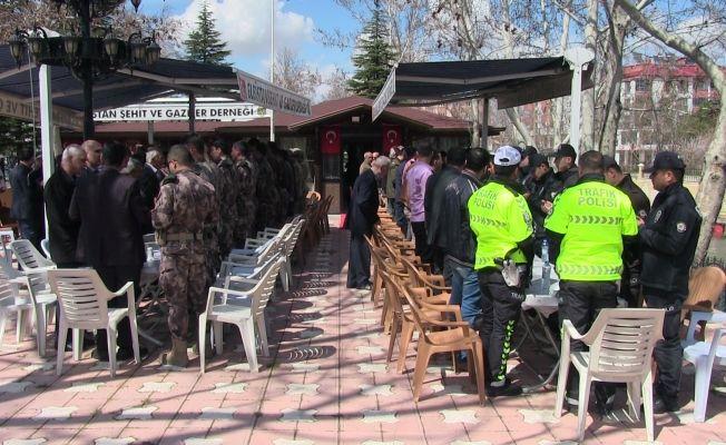 Elbistan'da şehit özel harekatçı için mevlit okutuldu