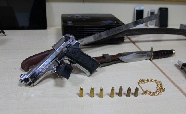 Hatay'da hırsızlık operasyonu: 6 gözaltı