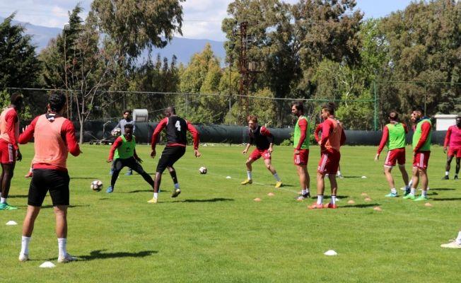 Hatayspor'da Afjet Afyonspor maçı hazırlıkları