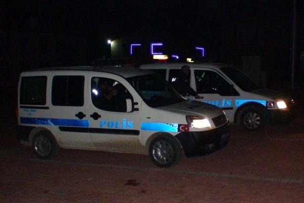 Elbistan'da 48 polis ile asayiş uygulaması