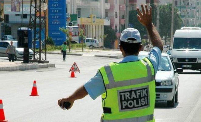 Elbistan'da araç sürücüleri dikkat! 2019 trafik cezaları