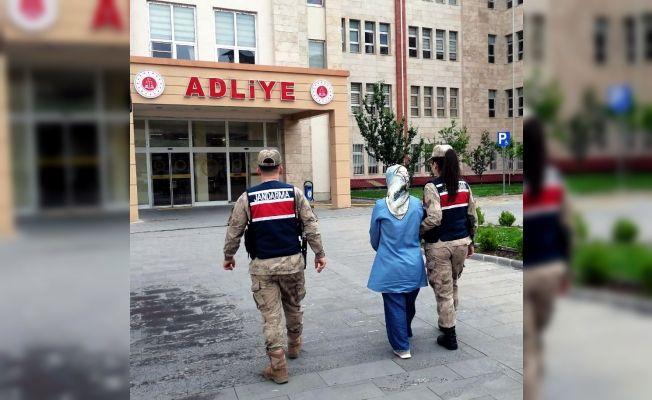Kahramanmaraş'ta FETÖ/PDY şüphelisi kadın yakalandı