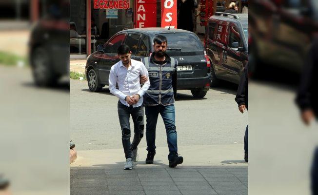 Kahramanmaraş'ta televizyon hırsızlığı iddiası