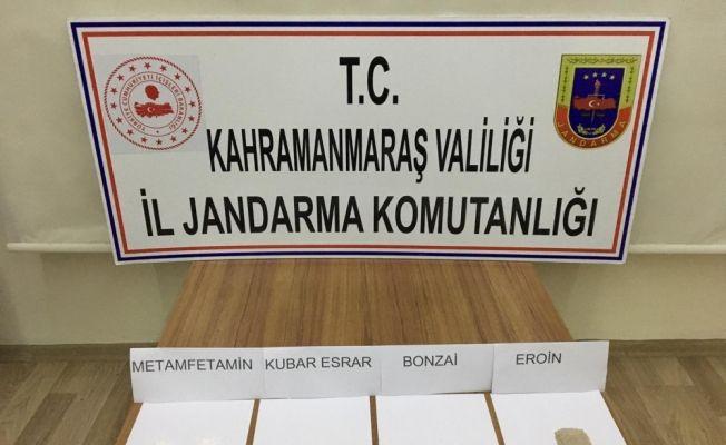 """Kahramanmaraş'ta jandarmadan """"şok"""" uygulama"""