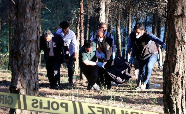 """""""Etekli Video"""" cinayeti: Sırtından bıçakladı, ormana attı!"""
