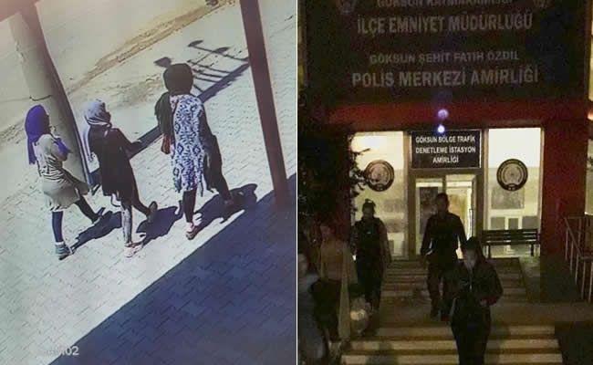 Göksun'da suç makinası 3 kadın yakalandı: Yok artık dedirten olay!