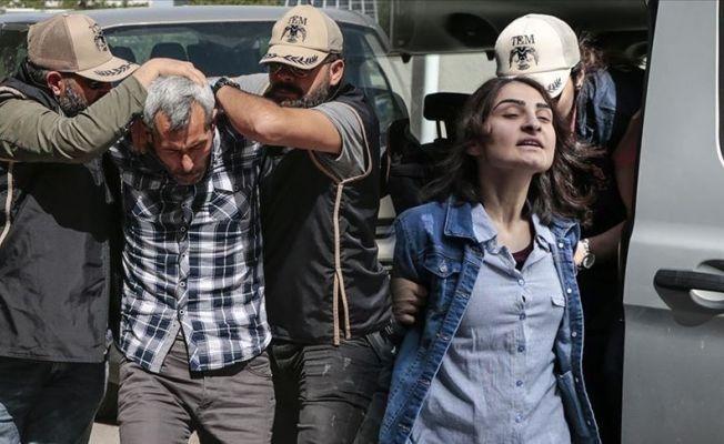 """Meclise terör eylemi girişiminde bulunan """"Nurhaklı Mulla"""" tutuklandı"""