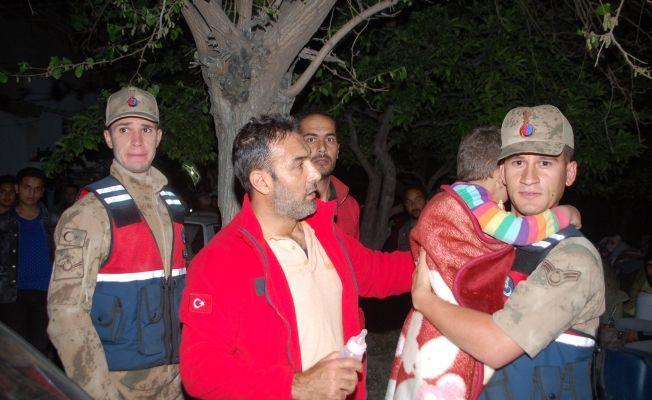 Kaybolan 4 yaşındaki Mustafa için seferber oldular